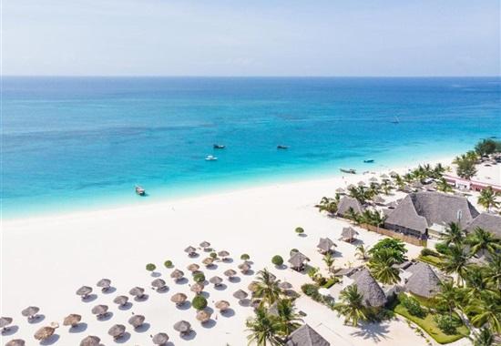 Gold Zanzibar Beach House & Spa -