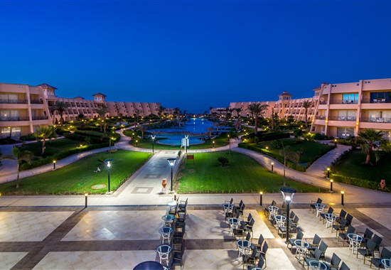 Jasmine Palace Resort -