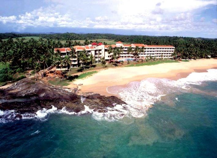 Induruwa Beach Hotel - Srí Lanka